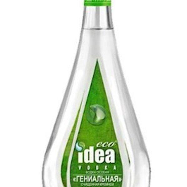 Wodka Idea Eco Genialnaja 0,5l