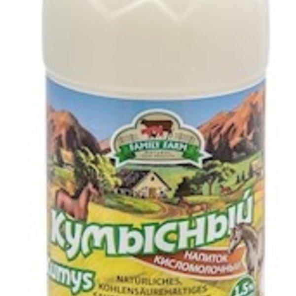 Kumis - Stutenmilchgetränk 1,5 % 0,5l
