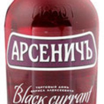 Wodka Arsenitch/Johannisbeerengeschmack 40% 0,5L