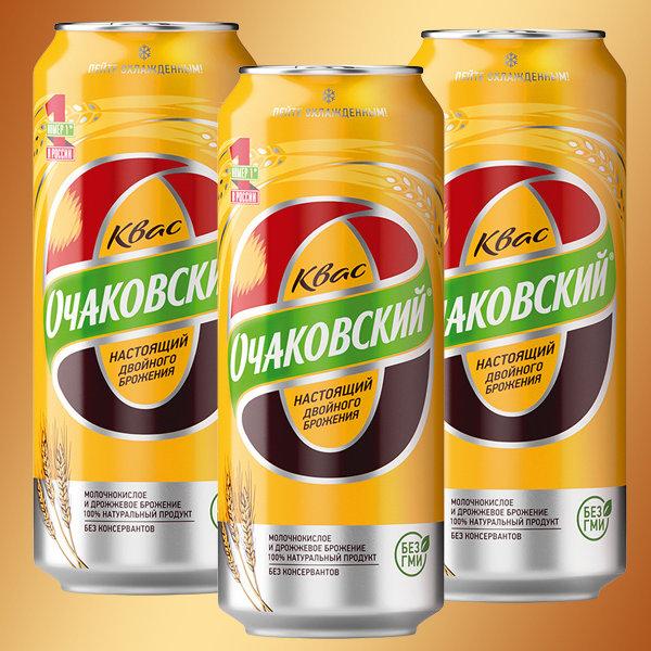 Ochakovo Kwas ochakovo Kwas 0,5 L