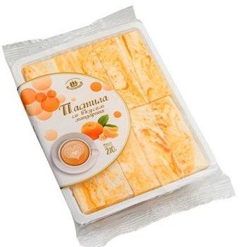 Pastila mit Orangengeschmack       210g