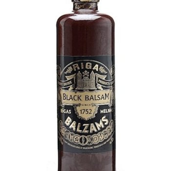 Riga Black Balsam original alc.45°vol.   0,5l