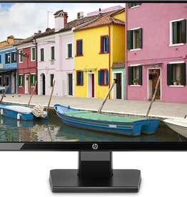 Hewlett Packard Mon HP 22W 21.5 inch / IPS / HDMI / Black