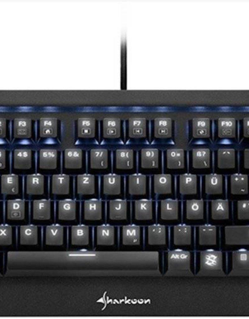 Keyboard Skiller Mech SGK2 Blue / Qwerty US