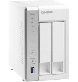Qnap QNAP TS-231P data-opslag-server Ethernet LAN Desktop Grijs, Wit NAS