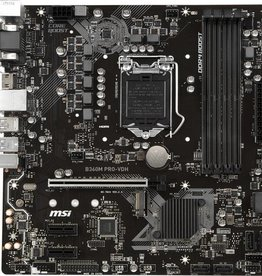 MSI B360M PRO-VDH LGA 1151 (Socket H4) Intel® B360 Micro ATX