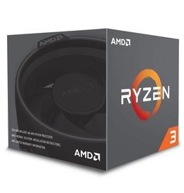 AMD Ryzen 3 1200 3.1GHz 8MB L3 Box processor