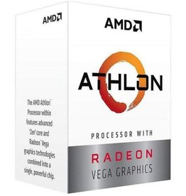 AMD Athlon 200GE processor 3,2 GHz Box 4 MB L3