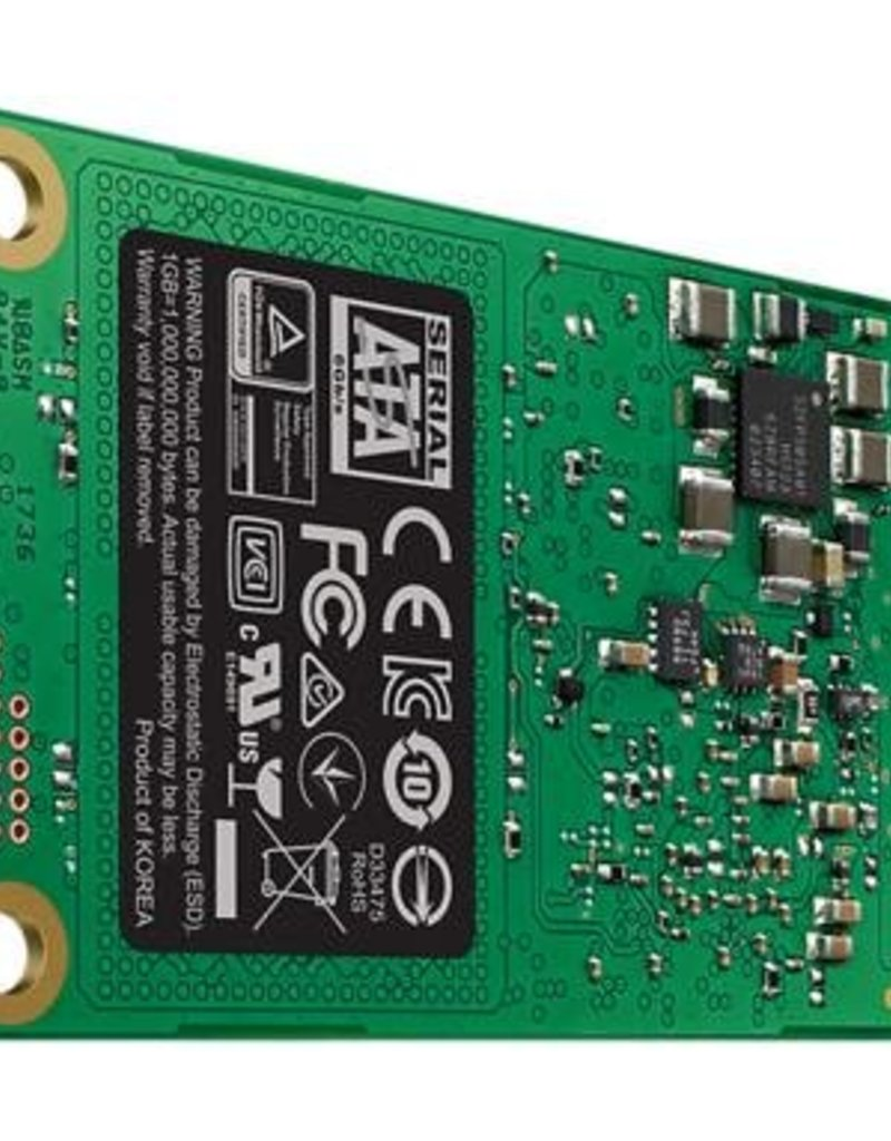 Samsung SSD  860 EVO mSATA 3d v-nand (MLC) 500GB
