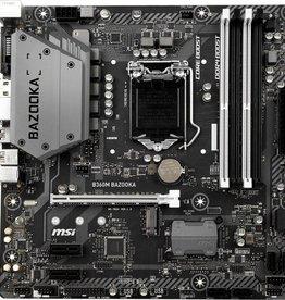 MSI B360M BAZOOKA LGA 1151 (Socket H4) Intel® B360 Micro ATX