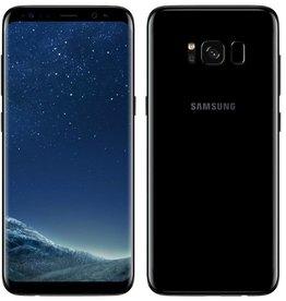 Samsung Galaxy S8+ Smartphone 6.2 64GB Black RFS (refurbished)