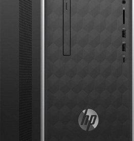 Hewlett Packard HP Pav. 590 Desk / i5-8400 / 8GB / 256GB SSD / DVD / W10