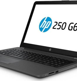 Hewlett Packard HP 250 G6 15.6 F-HD / N4000 / 4GB / 128GB SSD  / DVD / W10