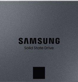 Samsung SSD  860 QVO series 1TB( 550MB/s Read 520MB/s )
