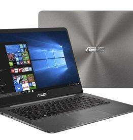 "Asus ASUS ZenBook UX430UA-GV456T Grijs Notebook 35,6 cm (14"") 1920 x 1080 Pixels 1,80 GHz Intel® 8ste generatie Core™ i7 i7-8550U (refurbished)"