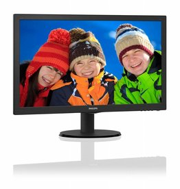 Philips Mon  21.5Inch 223V5LHSB LED / VGA / HDMI / / F-HD/ ArtDesign