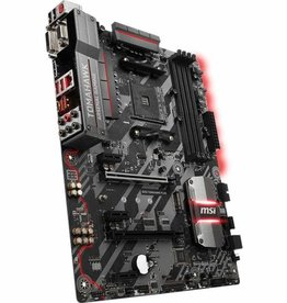 MSI MB  B350 Tomahawk Plus / AM4 / 2x PCI-E / m.2 / ATX