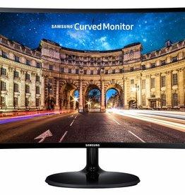 """Samsung FHD Monitor 24"""" (3-serie) C24F390FHU"""