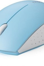 2.4GHz 1000 dpi optical mini mouse - blue