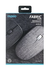 2.4GHz Wireless Mouse Fabric Grey