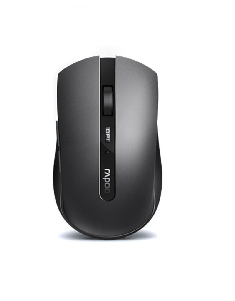 2,4GHz Multi-Mode Silent Mouse Grey