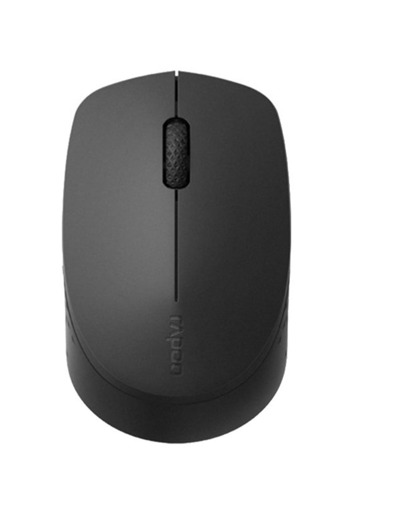 2.4GHz Silent Mouse Grey