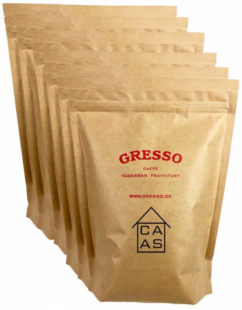 GRESSO GRESSO Hausmischung 90 % Arabica, 10% Robusta