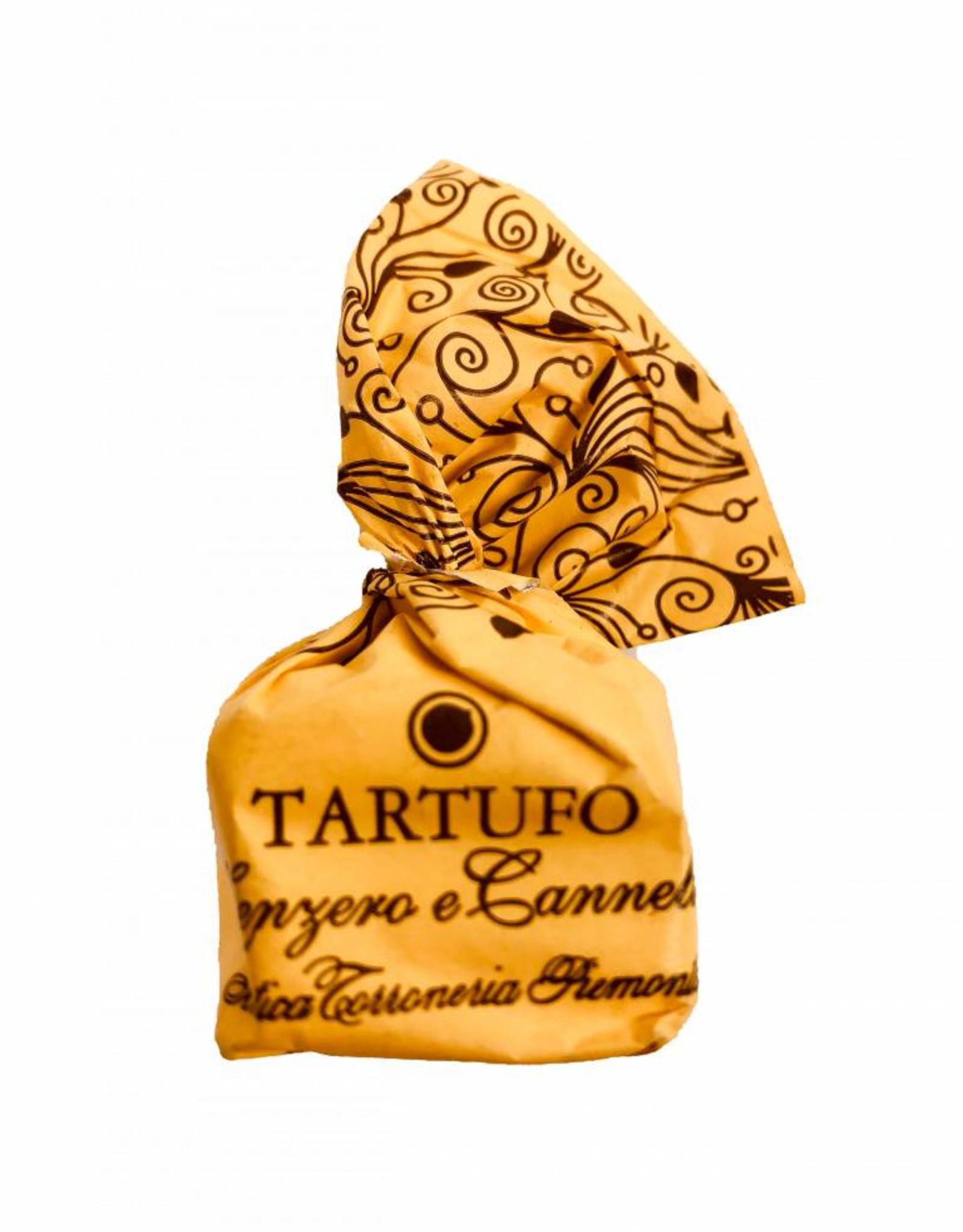Tartufo zenzero e cannella - Ingwer und Zimt