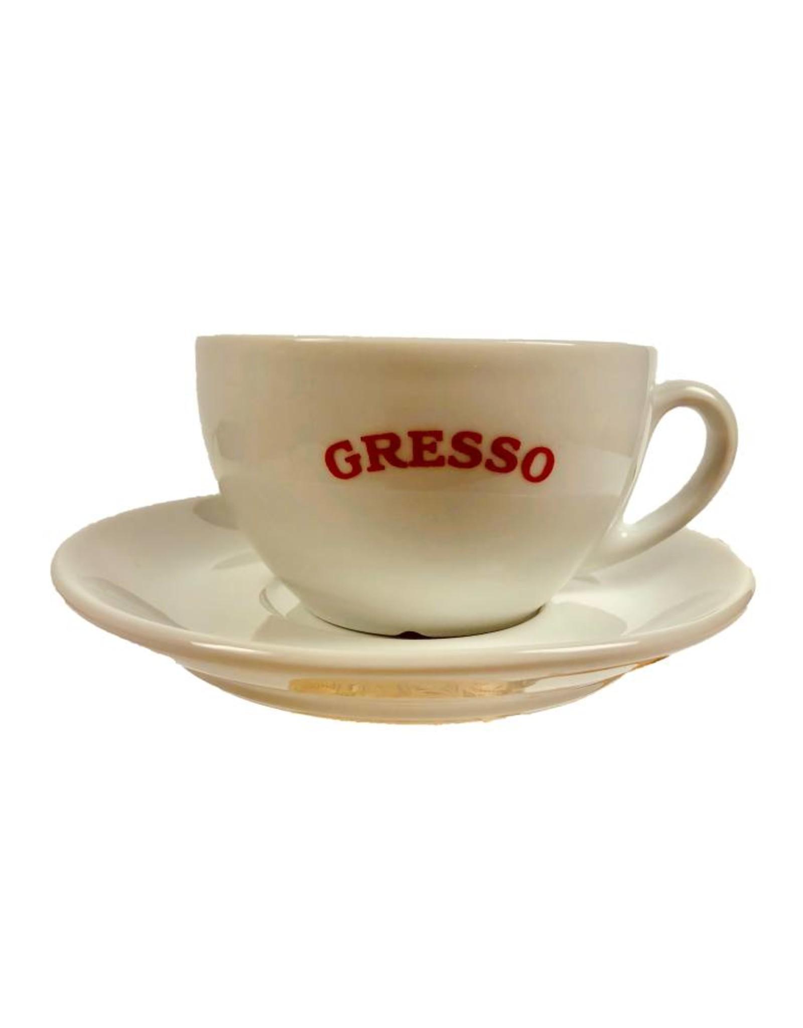 GRESSO Tasse Caffèlatte