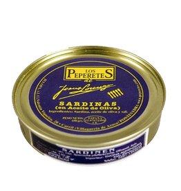 Los Peperetes Sardinas de Rianxo