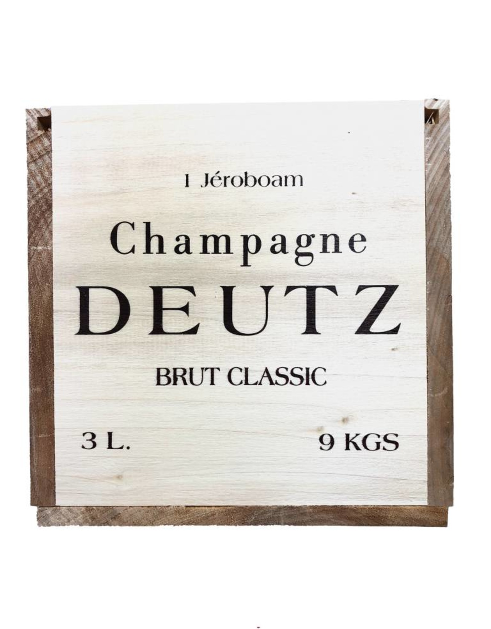 Deutz Brut Classic Jeroboam 3l