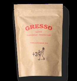 GRESSO Caffè +39 Der Italiener