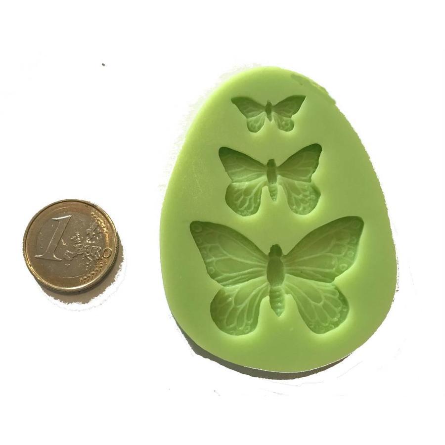 3 Vlinders mal-2