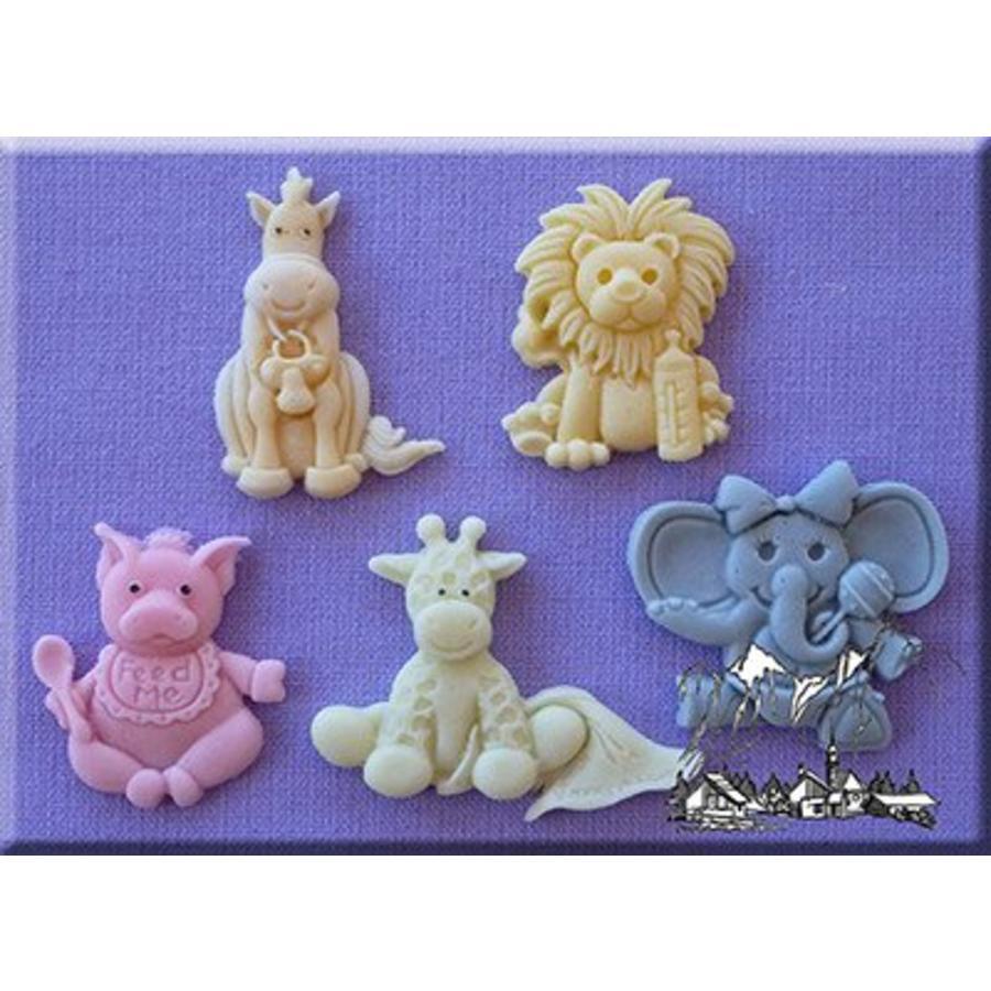 baby animals baby dieren AM0025-1