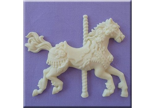 carousel horse/draaimolen paard AM0200