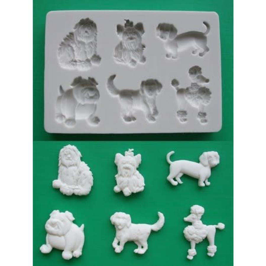 Dogs 2 honden 2 AM0065-1