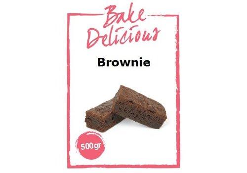brownie mix 500 gram