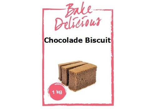chocolade biscuit 1 kilo