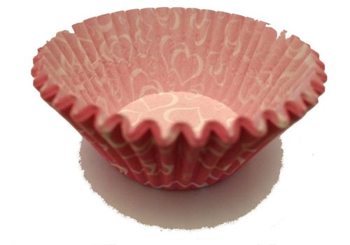 cupcake wrapper hart