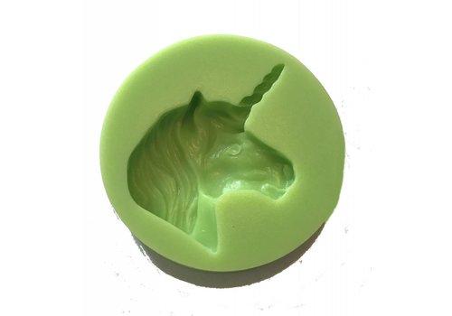 Eenhoorn hoofd