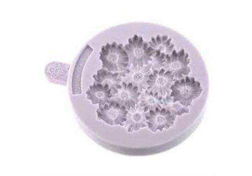 Karen Davies Cupcake top daisy
