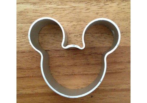 Mouse koekjesvorm aluminium