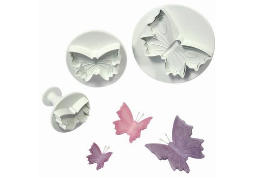 Butterfly Plunger Cutter set/3