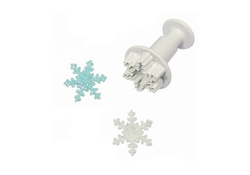 Snowflake plunger cutter SMALL