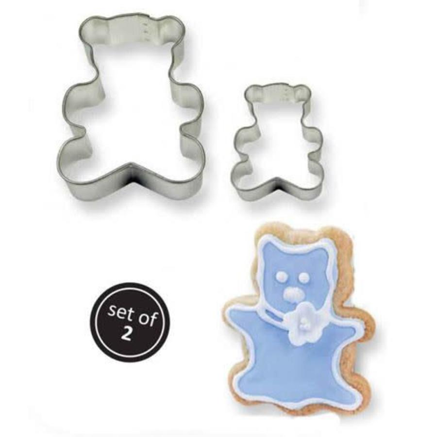 PME Cookie Cutter Teddy set/2-1