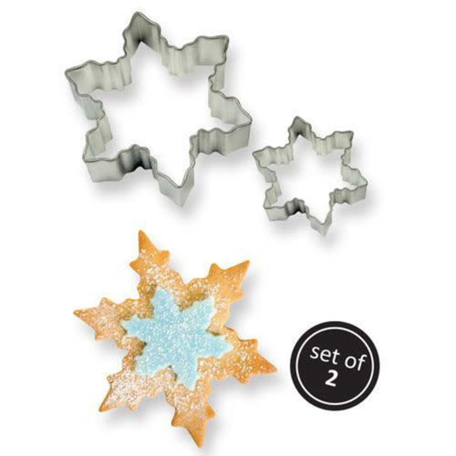 PME Cookie Cutter Snowflake set/2-1