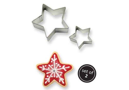 PME Cookie Cutter Star set/2