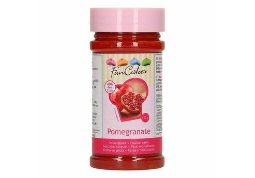 FunCakes Smaakpasta -Granaatappel- 120g