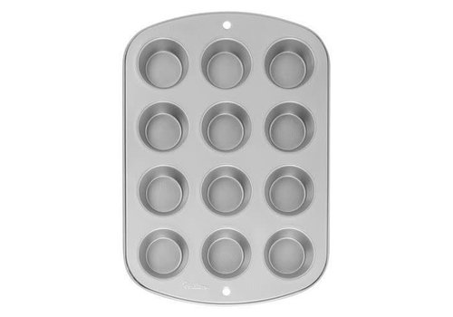 Wilton Recipe Right® 12 Cup Muffin Pan