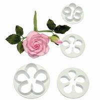 PME 5 petal cutter set/4